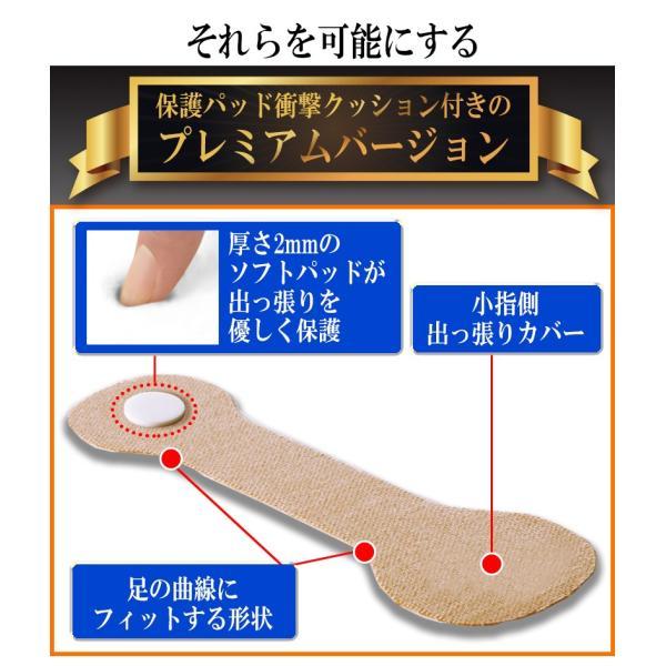 外反母趾 親指の付け根 親指 開く 広げる パッド パット テーピング テープ サポーター 痛み|vivian1616|12