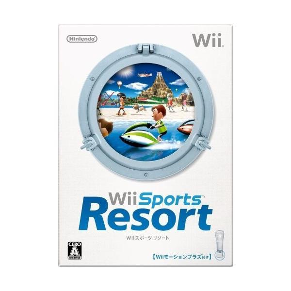 Wiiスポーツ リゾート (「Wiiモーションプラス (シロ) 」1個同梱)|vivian4988