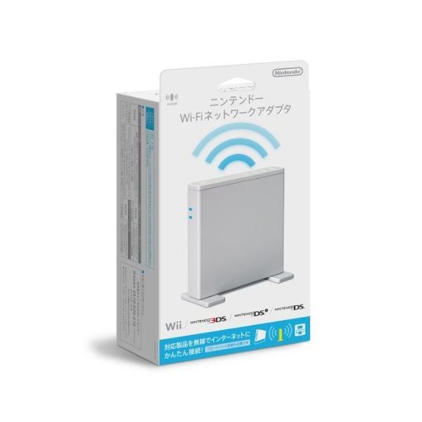 ニンテンドーWi-Fiネットワークアダプタ|vivian4988