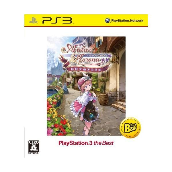 ロロナのアトリエ ~アーランドの錬金術士~ PlayStation3 the Best|vivian4988