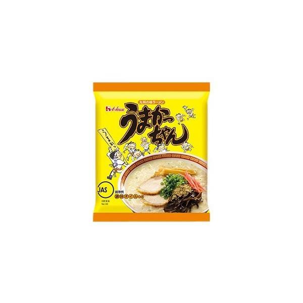 ハウス食品 九州の味ラーメン うまかっちゃん 5食パック×6個入|vivian4988
