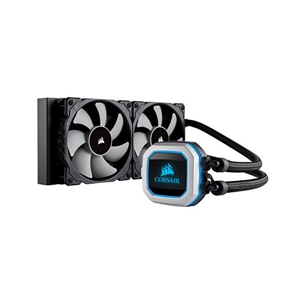 Corsair H100i Pro RGB 水冷一体型CPUクーラー [Intel/AMD両対応] Corsair LINK対応 FN1195 CW-|vivian4988