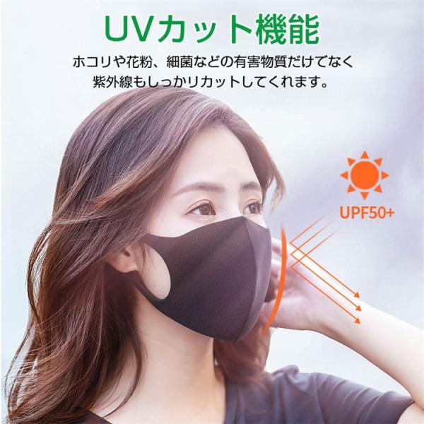 マスク ウレタンマスク 洗える 花粉症 30枚入り 男女兼用 レディース メンズ ポリウレタン 立体 大人 軽い 風邪 予防 予約 vivishow777 05
