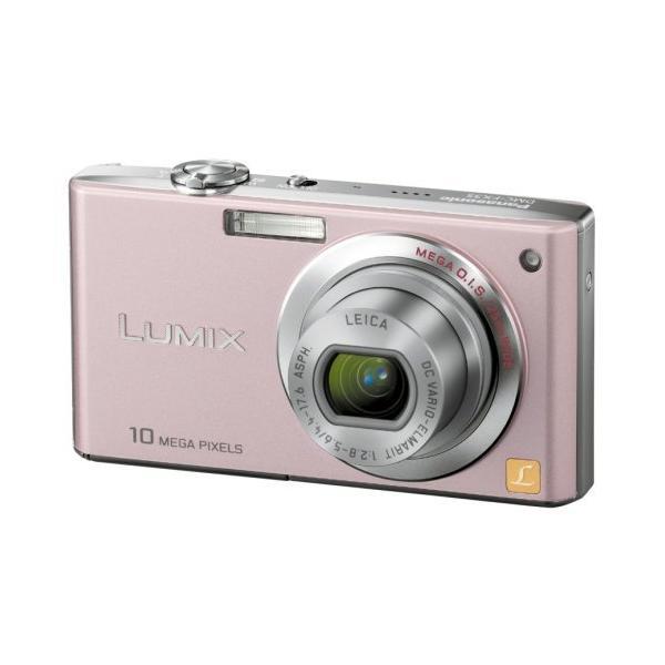 パナソニック デジタルカメラ LUMIX (ルミックス) FX35 カクテルピンク DMC-FX35-P