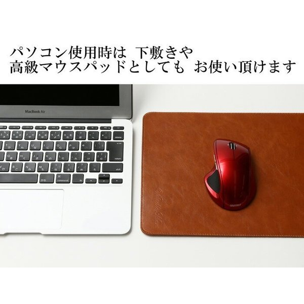 Surface Pro スリーブ ケース レザー 青 高品質高性能 軽 薄 皮 革 全7色 12.3 インチ スリップイン タブレット PC カバー 4 サーフェス プロ ネイビーブルー|vm-case|09