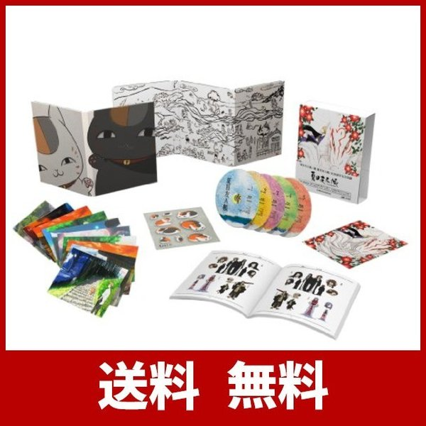 夏目友人帳 Blu-ray Disc BOX|vnet-factory