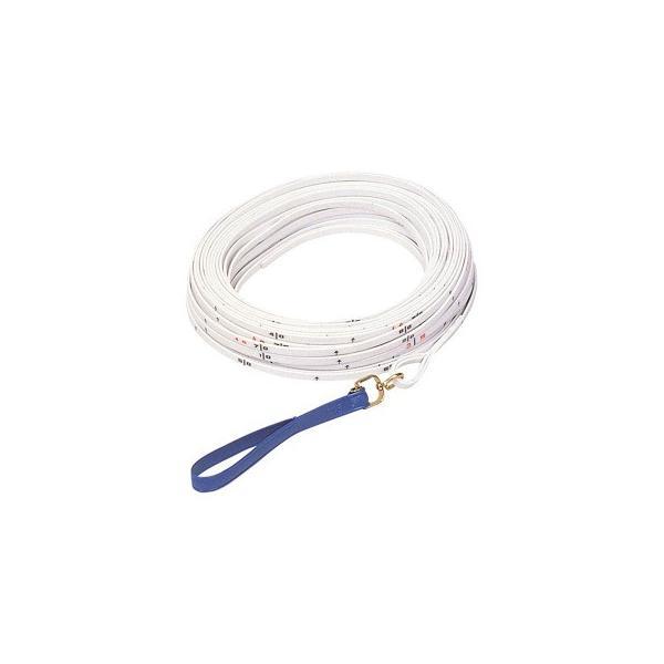 ダンノ(DANNO)メジャー付ロープ 50m D07 巻尺 【代引不可】