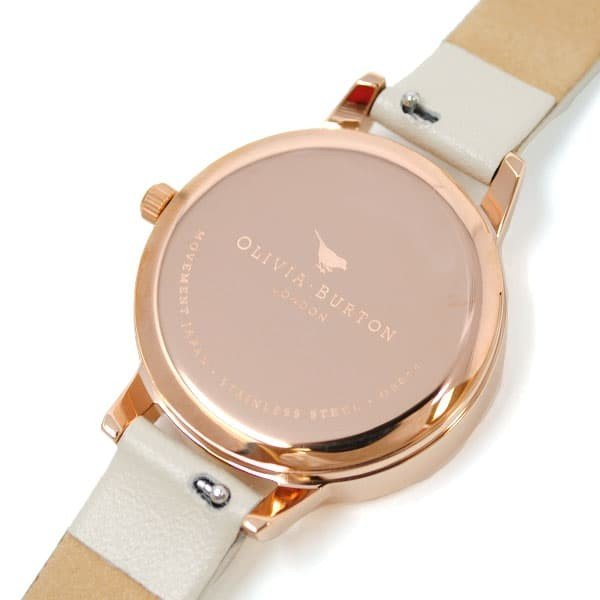 オリビアバートン 腕時計 レディース OLIVIA BURTON レザー