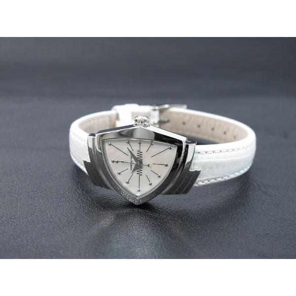ハミルトン 腕時計 レディース ベンチュラ VENTURA HAMILTON レザー