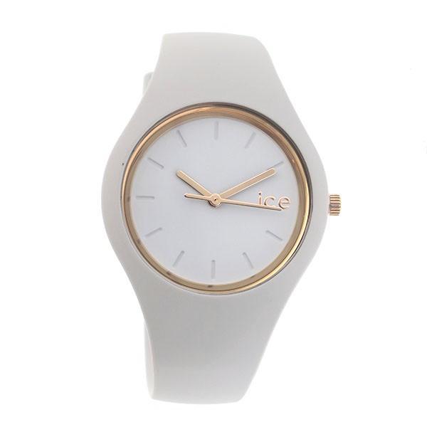 アイスウォッチ 腕時計 レディース アイスグラム Ice Glam ICE-WATCH グレー