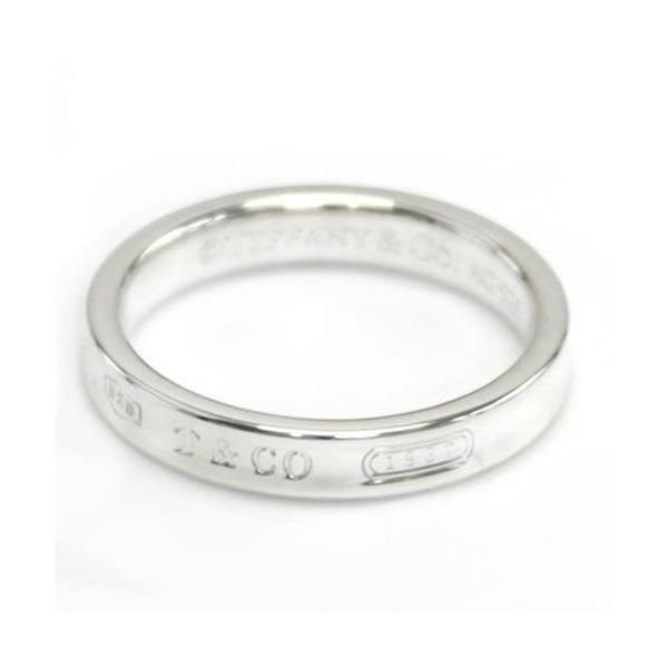 ティファニー リング 指輪 レディース Tiffany&Co. 6.5号 シルバー