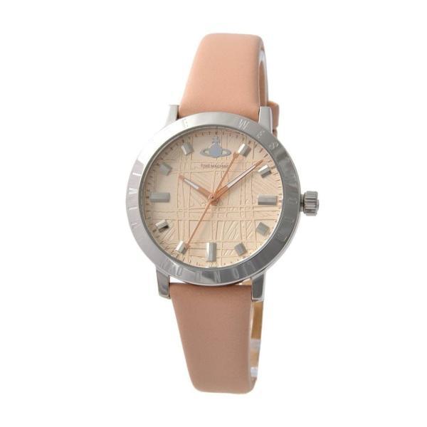 ヴィヴィアンウエストウッド 腕時計 レディース VIVIENNE WESTWOOD レザー ピンク