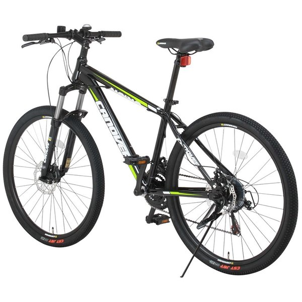 マウンテンバイク 自転車 26インチ MTB ディスクブレーキ フロントサスペンション シマノ21段変速 CANOVER カノーバー CAMT-042-DD ORION voldy 05