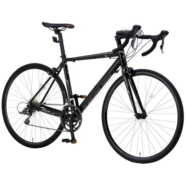 ロードバイク 自転車 700c シマノ16段変速 超軽量 アルミフレーム デュアルコントロールレバー 送料無料 CANOVER カノーバー CAR-011 ZENOS|voldy|11