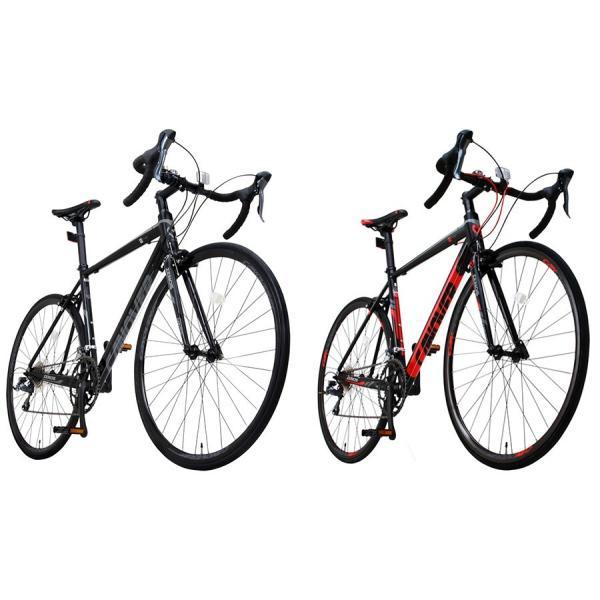 ロードバイク 自転車 700c シマノ16段変速 超軽量 アルミフレーム デュアルコントロールレバー 送料無料 CANOVER カノーバー CAR-011 ZENOS|voldy|17