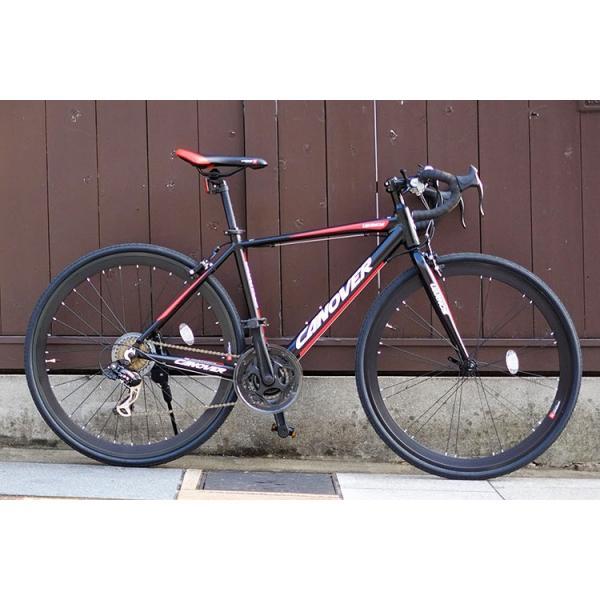 ロードバイク 自転車 ロードレーサー 700c シマノ21段変速 超軽量 アルミフレーム 送料無料 CANOVER カノーバー CAR-015 UARNOS|voldy|19