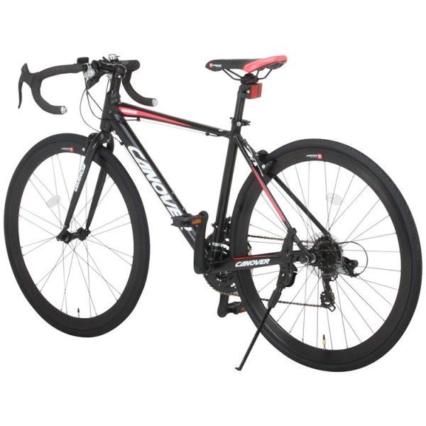 ロードバイク 自転車 ロードレーサー 700c シマノ21段変速 超軽量 アルミフレーム 送料無料 CANOVER カノーバー CAR-015 UARNOS|voldy|06