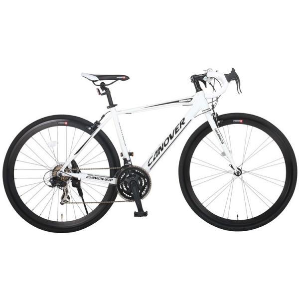 ロードバイク 自転車 ロードレーサー 700c シマノ21段変速 超軽量 アルミフレーム 送料無料 CANOVER カノーバー CAR-015 UARNOS|voldy|07