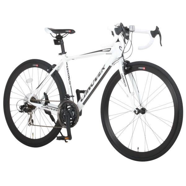 ロードバイク 自転車 ロードレーサー 700c シマノ21段変速 超軽量 アルミフレーム 送料無料 CANOVER カノーバー CAR-015 UARNOS|voldy|08