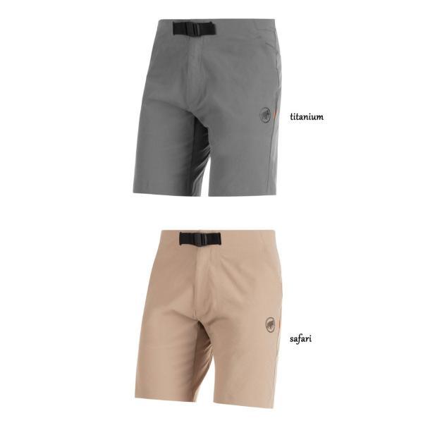 MAMMUT マムート Trekkers 2.0 Shorts AF Men メンズ ショーツ アウトドア ハイキングショーツ 速乾 ストレッチ 1023-00470|voltage|03