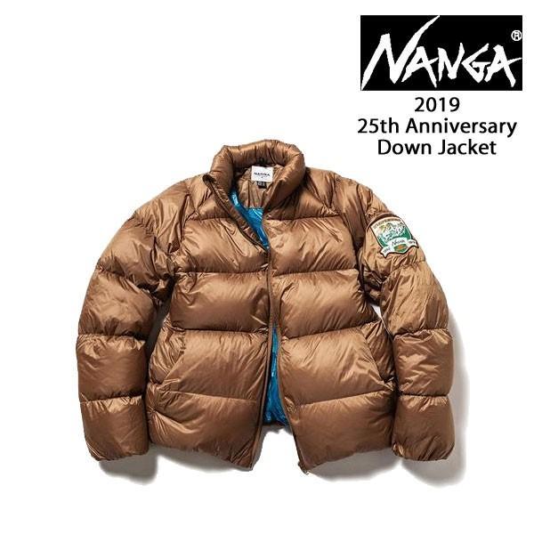 NANGA ナンガ 25th Anniversary Down Jacket 25周年記念ジャケット アニバーサリー ダウン ジャケット メンズ NANGA DOWN WEAR 09 2019FW|voltage