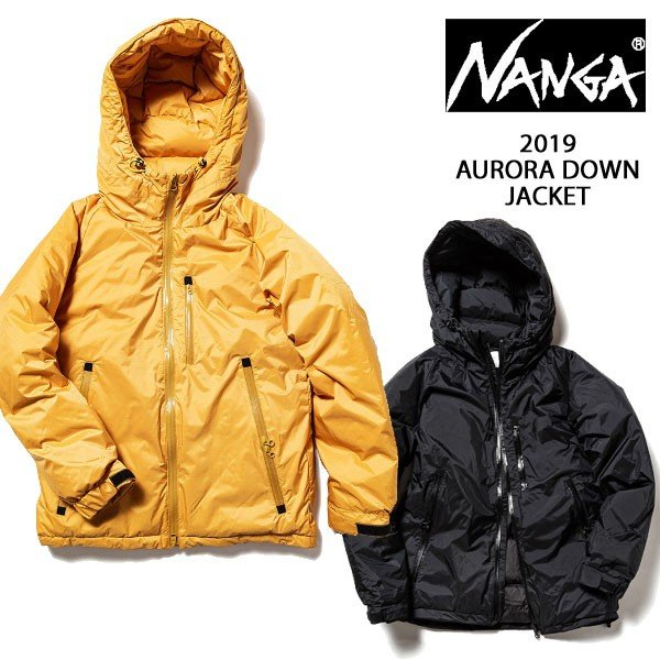 NANGA ナンガ AURORA DOWN JACKET オーロラダウンジャケット 防水高機能 ダウンジャケット NANGA DOWN WEAR 09 2019FW voltage