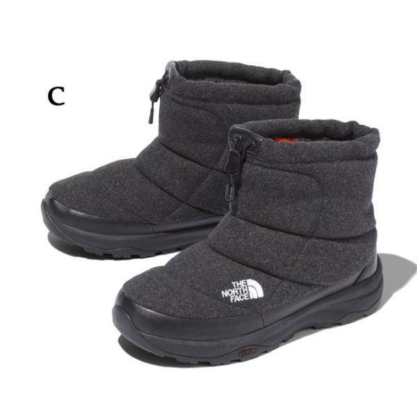 The North Face ノースフェイス Nuptse Bootie Wool V Short NF51979 K N C ヌプシブーティーウールVショート ショート ブーツ ザ・ノース・フェイス|voltage|03
