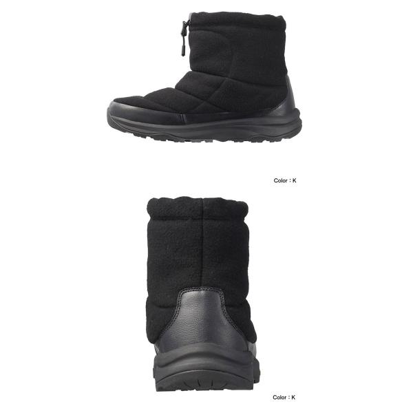 The North Face ノースフェイス Nuptse Bootie Wool V Short NF51979 K N C ヌプシブーティーウールVショート ショート ブーツ ザ・ノース・フェイス|voltage|04