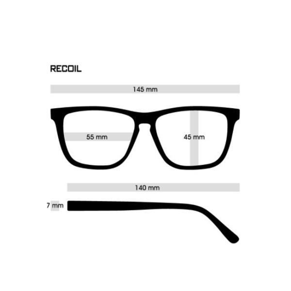 DANG SHADES ダンシェイディーズ RECOIL Black Soft x Green Mirror Polarized(偏光レンズ)サングラス ダン・シェイディーズ vidg00378|voltage|03