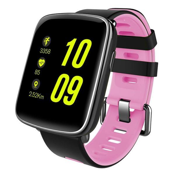 スマートウォッチ Bluetooth通話機能搭載 SIMカードなし SMS通知 歩数計 消費カロリー ストップウォッチ 睡眠検測 座りっぱなし警告 遠隔音楽 cpddm