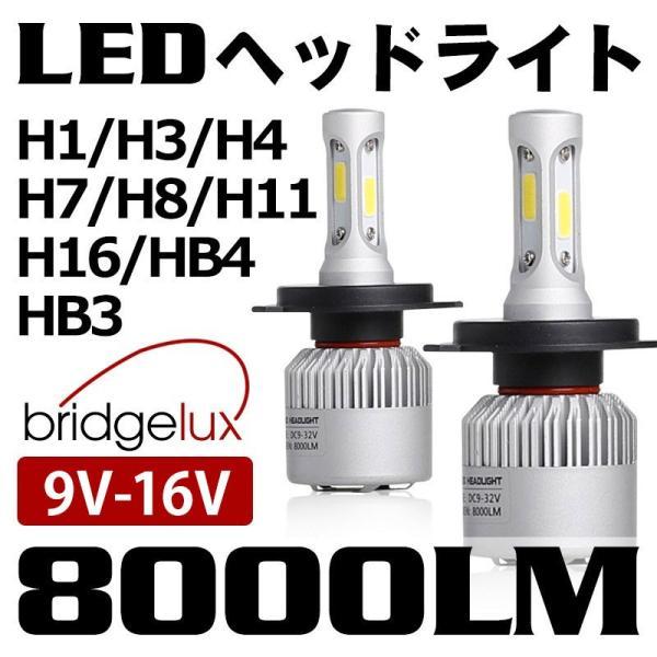 送料無料次世代純白光炸裂 『ブラックナイト2』 LEDヘッドライト 8000LM美白光 H4 Hi/Lo LEDフォグランプ H1 H3 H7 H8 H11 H16 HB3 HB4 選択可能 1年保証|vourvoir2|02