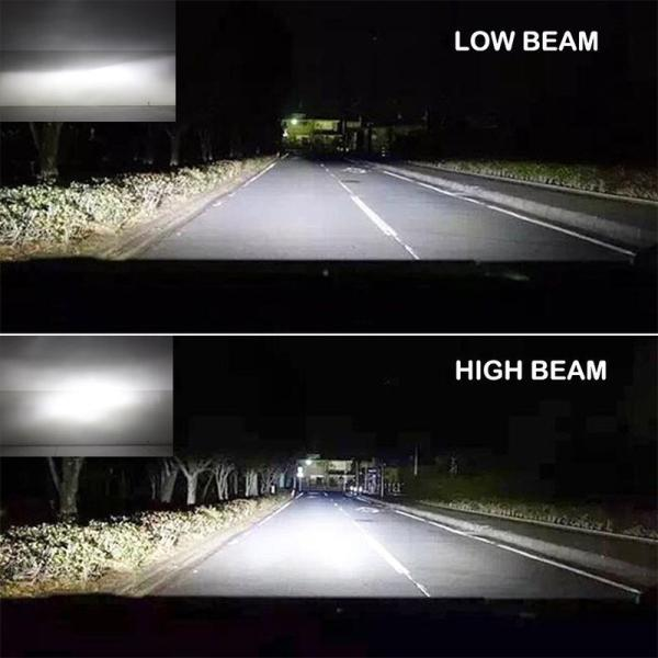 送料無料 LEDヘッドライト フォグランプ H4 Hi/Lo 車検対応 切替タイプ 50W 8000LM 6500K ホワイト 一体型 CSPソールチップ 保証1年 DC932V 2個セット vourvoir2 05