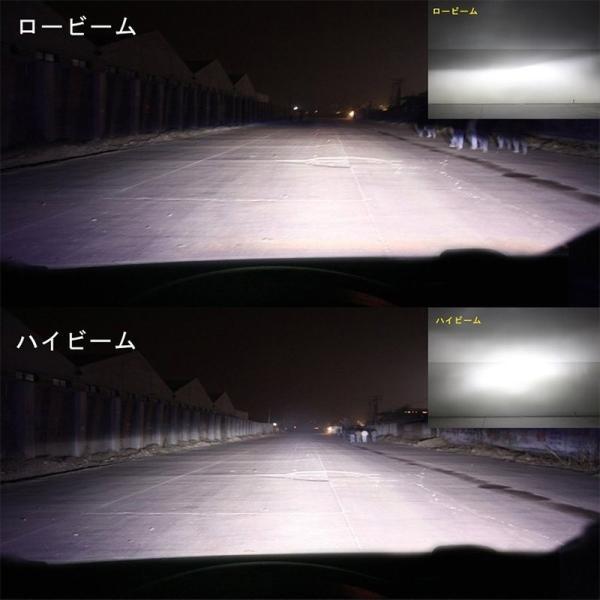 送料無料 LEDヘッドライト フォグランプ H4 Hi/Lo 車検対応 切替タイプ 50W 8000LM 6500K ホワイト 一体型 CSPソールチップ 保証1年 DC932V 2個セット vourvoir2 06