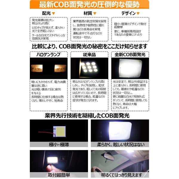 送料無料ウェイク 後期型(H28.5)専用 ダイハツ WAKE 型式:LA700 LA710 車種専用設計 LEDルームランプセット 純白色 高輝度LED採用【専用工具付】|vourvoir2|03