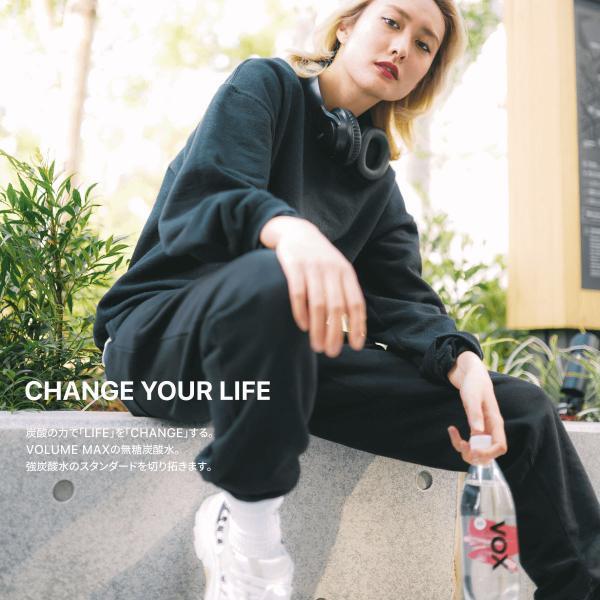 VOX 強炭酸水 500ml×24本 送料無料 世界最高レベルの炭酸充填量5.0 軟水 スパークリングウォーター 選べる5種類|vox-official-store|03