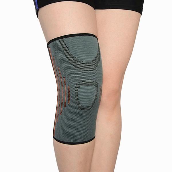 膝用サポーター 膝スリーブ サイドライン フリーサイズ 男女兼用 左右兼用 1枚(A01788)|vpc|08