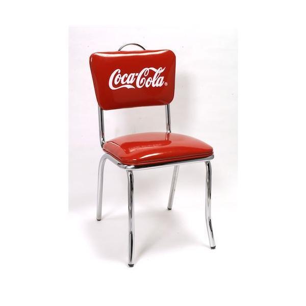 コカ・コーラ コーク チェア ダイナー カフェ バー 椅子 Coca-Cola