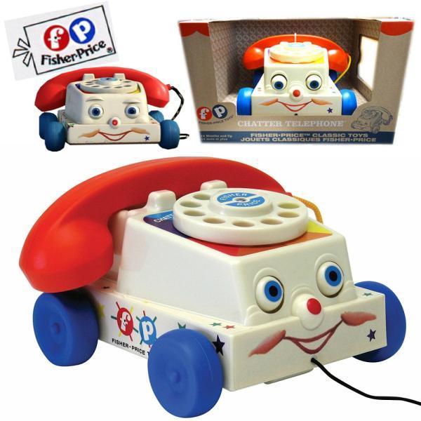 チャターテレフォン チャターフォン 玩具 おもちゃ フィギュア 電話 チャッターテレフォン フィッシャープライス TOYSTORY グッズ