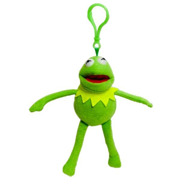 MUPPETS マペッツ カーミット ぬいぐるみ キーホルダー セサミストリート カエル キャラクター アメリカン 雑貨 プレゼント ギフト|vs66ctn