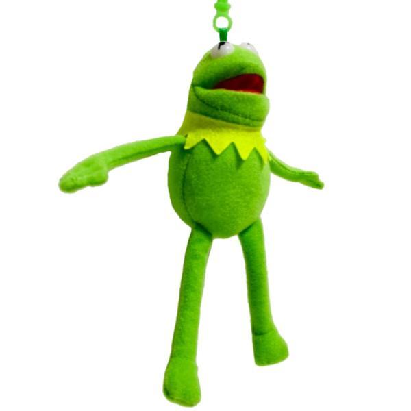 MUPPETS マペッツ カーミット ぬいぐるみ キーホルダー セサミストリート カエル キャラクター アメリカン 雑貨 プレゼント ギフト|vs66ctn|02