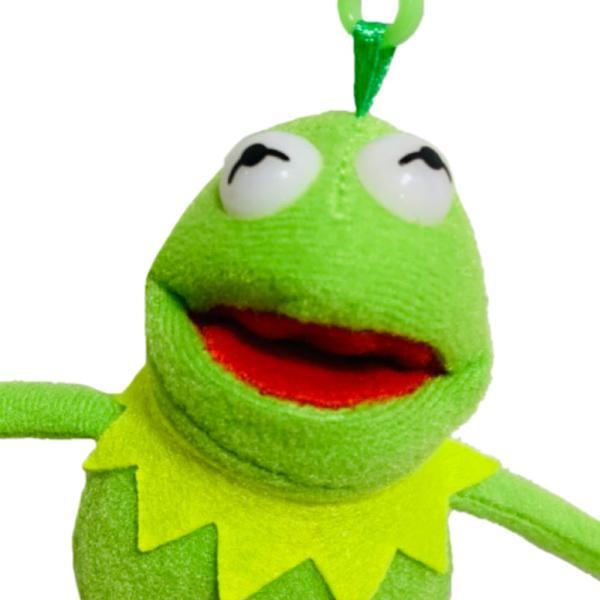 MUPPETS マペッツ カーミット ぬいぐるみ キーホルダー セサミストリート カエル キャラクター アメリカン 雑貨 プレゼント ギフト|vs66ctn|04