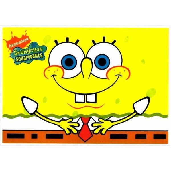 ミニポスター SpongeBob スポンジボブ ニコロデオン アメキャラ インテリア ポスター かわいい おしゃれ アメリカン 雑貨