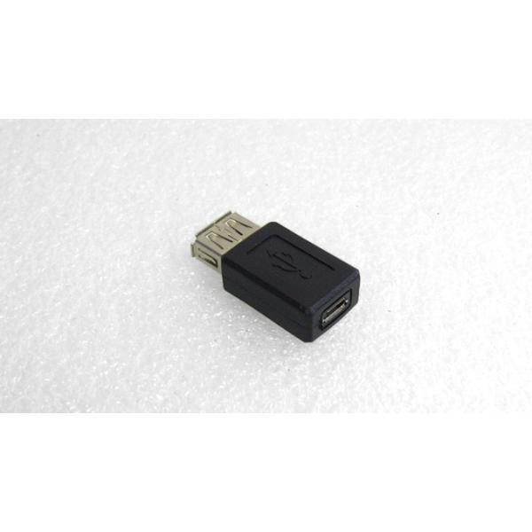 microUSB(メス)-USB(メス)変換アダプタ 送料216円・ポスト投函 (商品番号2142-1501)|vshopu-2|03
