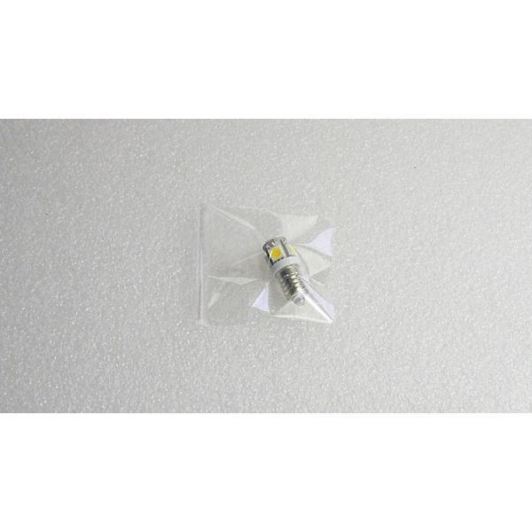 LED豆電球 12V 電球色 5LED 口金サイズE10 全国一律送料216円・ポスト投函 (商品番号2146-1201) vshopu-2 06