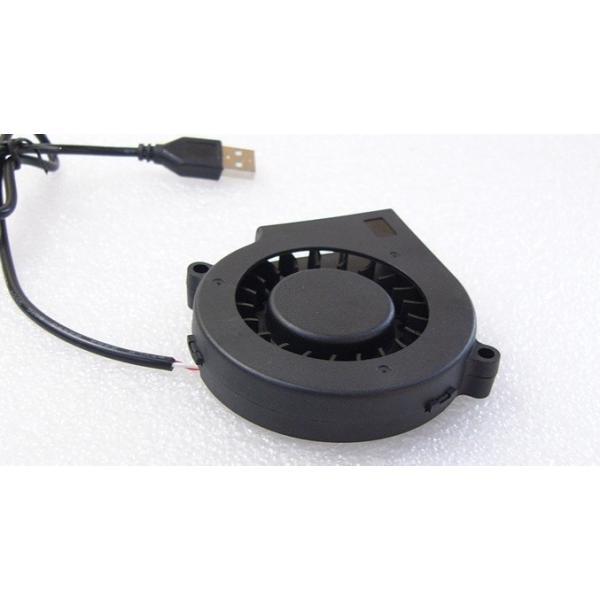 USBFAN 7.5cm DCブロアファン DC5V 0.3-0.4A 送料216円・ポスト投函 (商品番号2176-1901) vshopu-2 02
