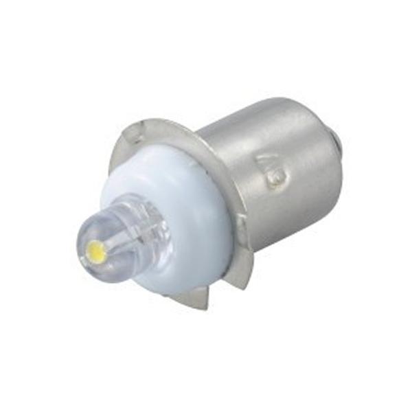 LED豆電球 DC6V 0.5W 口金P13.5S LED-B6-W 送料216円・ポスト投函 (商品番号219Z-1001)|vshopu-2