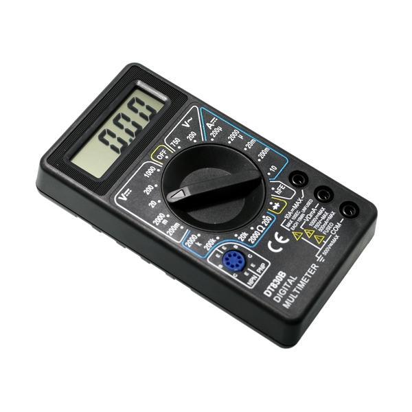 超小型デジタルテスターDT830B 電子工作 セール特価|vshopu