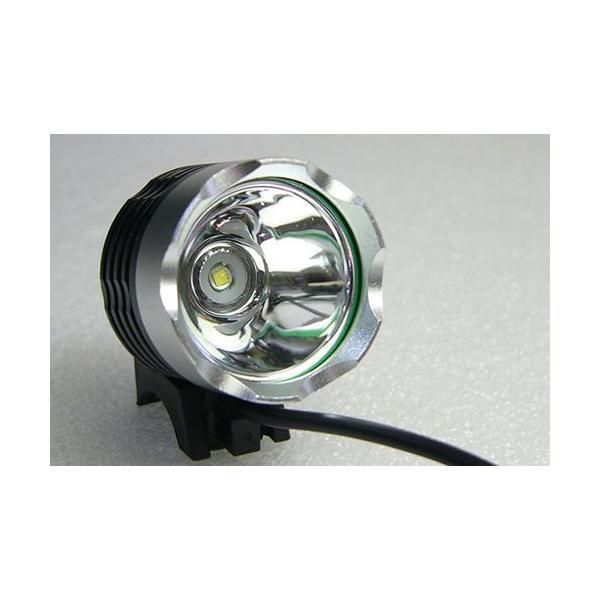 USBサイクルライト CREE XM-L T6 3-Mode LEDライト|vshopu|02