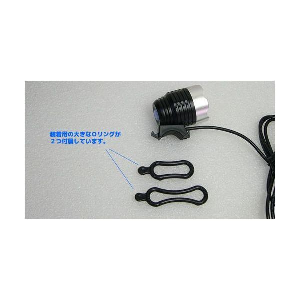 USBサイクルライト CREE XM-L T6 3-Mode LEDライト|vshopu|05