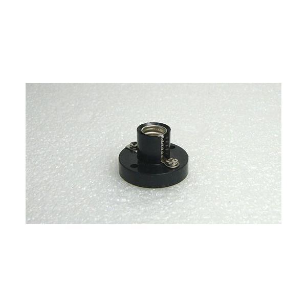 豆電球ソケット【丸型ベース付き】 口金E10用 黒 電子工作|vshopu|04